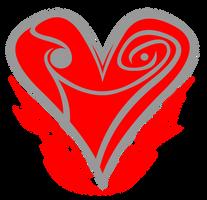 Cutie Mark - The Iron Heart