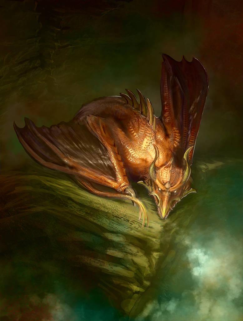 OO: Fire Dragon lvl 1