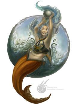 Commission: Siren