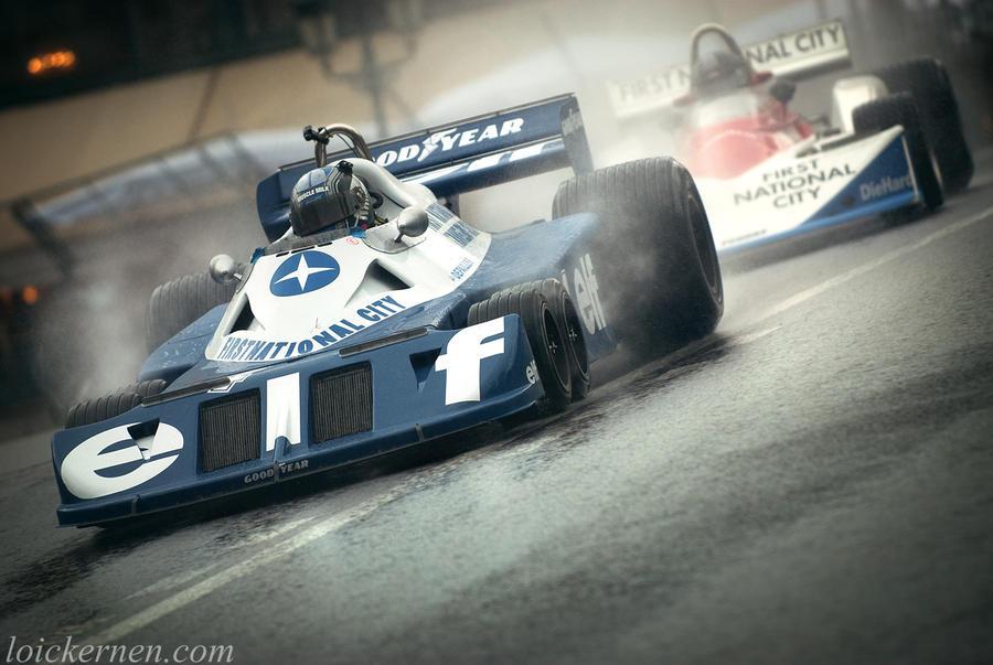 Wet Monaco II