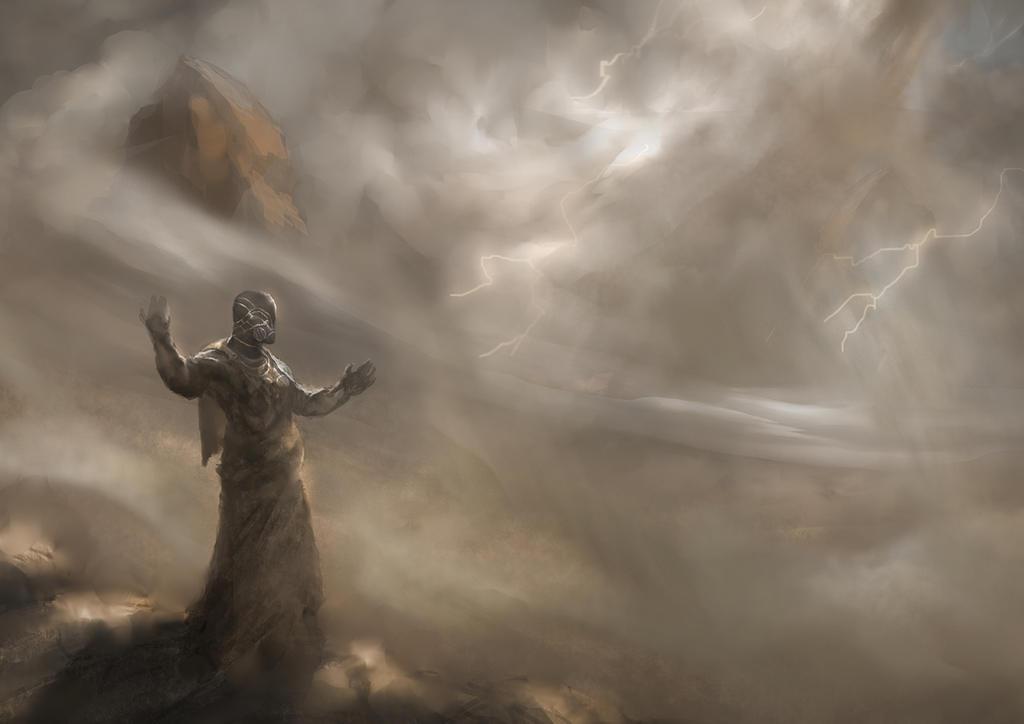 Storm in Arrakis