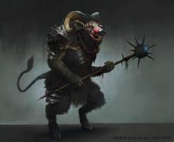 Trolloc by Nahelus