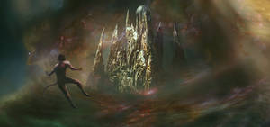 The kingdom in the breach by Nahelus