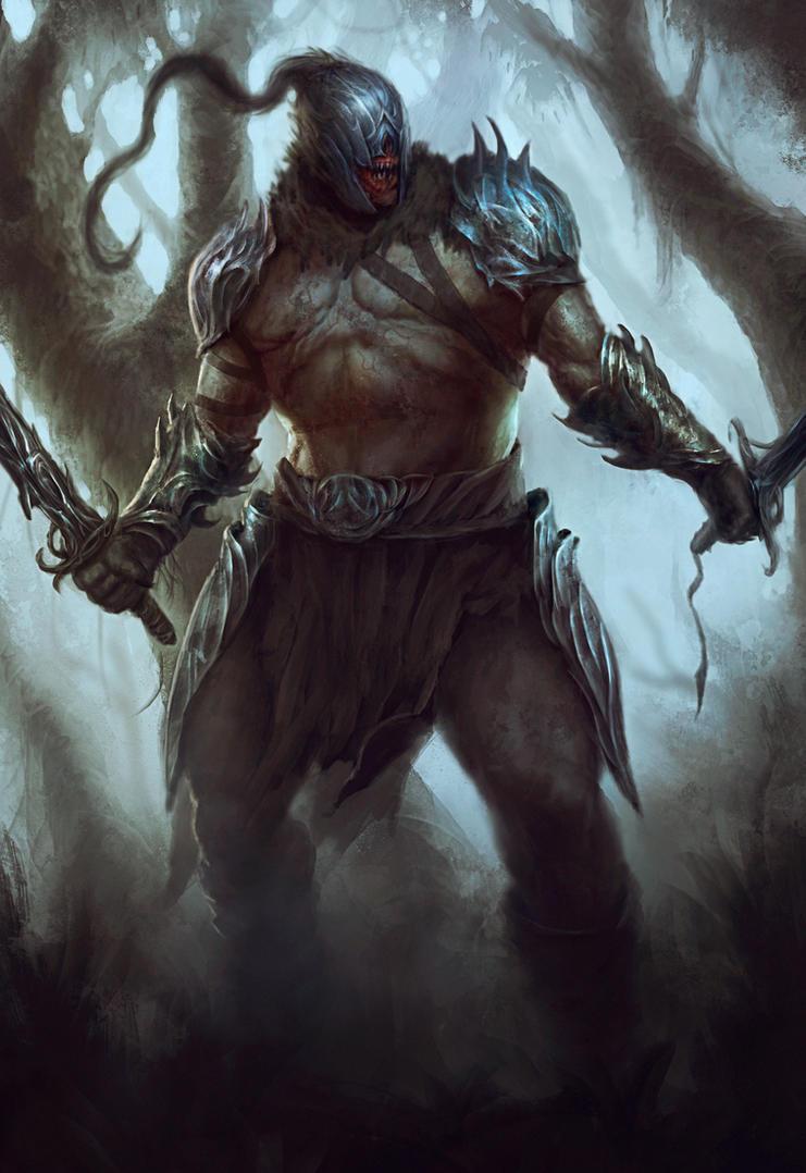 Slayer by Nahelus