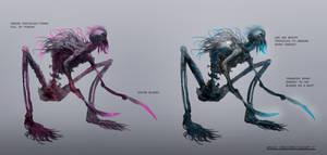 Creature concept 01