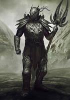 Knight by Nahelus