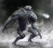 League of Dark Legends: Nunu by Nahelus