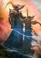 Demon Hunter by Nahelus