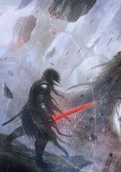 The dragon edge by Nahelus