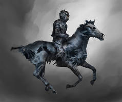 Ghoul rider