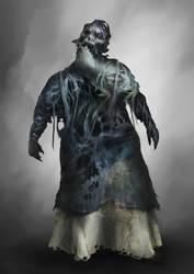 Ghoul villager