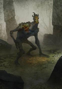 Bestiary: Gold Eater