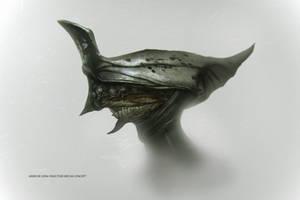 Exoskeleton Head