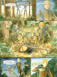 Woyzeck page 3 'The Bells' by Musical-Wolf