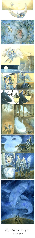 The Whale Reaper Comic