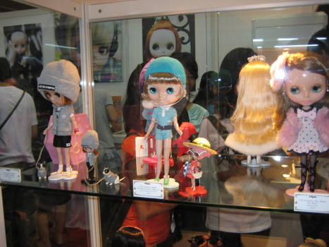 Blythe Dolls - Custom