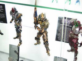 SIC Kamen Rider Blade Series by Poila-Invictiwerks