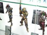SIC Kamen Rider Blade Series