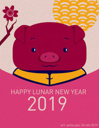 Lunar New Year 2019 by Poila-Invictiwerks