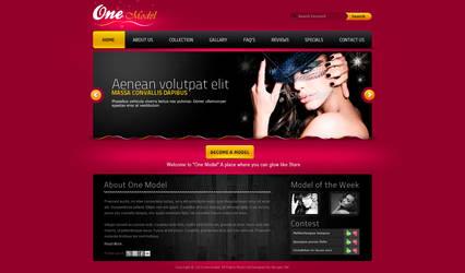 One Model by omanj