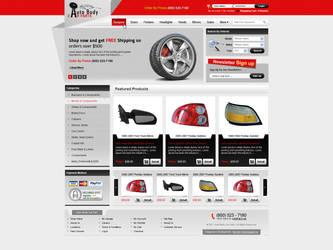 Auto Body Car Parts