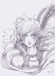 Aellin by V-chanek