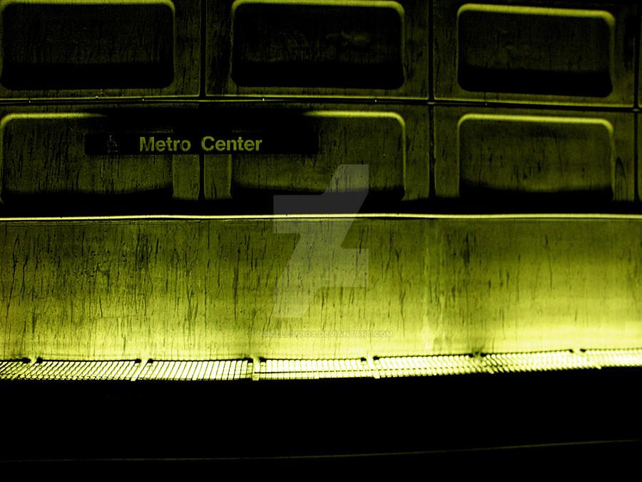 The Metro by juicelessbox