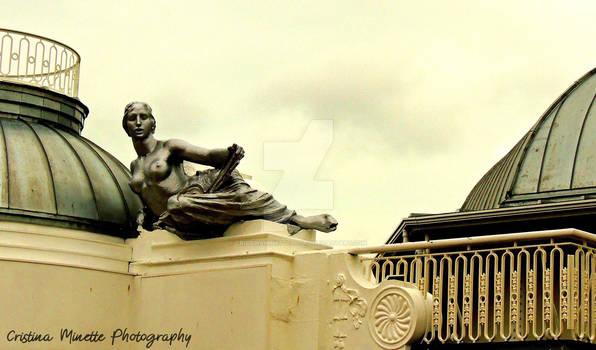 Royal Pavilion Lady