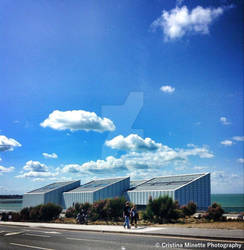 The Margate Turner Contemporary Art Gallery