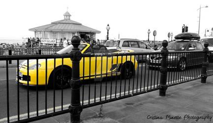 Colour Pop! Yellow Sports Car