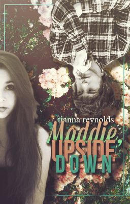 | Maddie, Upside Down | Book Cover |