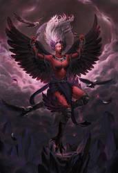 Garuda by mincamin