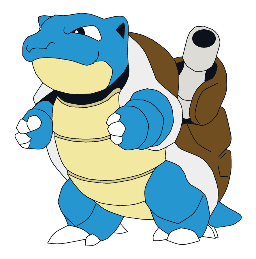 21 Pictures of the pokemon blastoise
