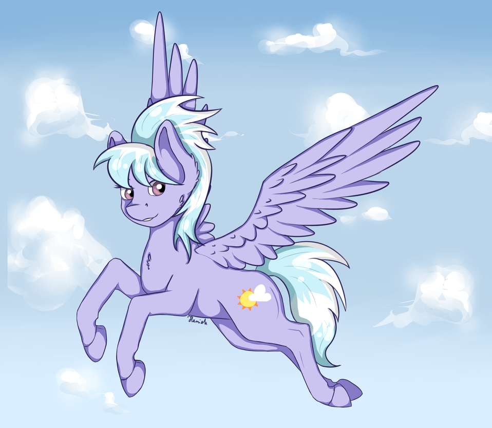 Fly so High feat Cloud Chaser by WujekHenryk