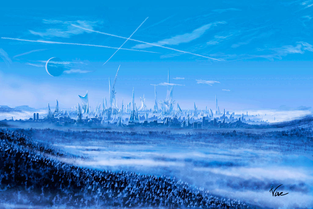 Crystal City Alt by iViseofsky