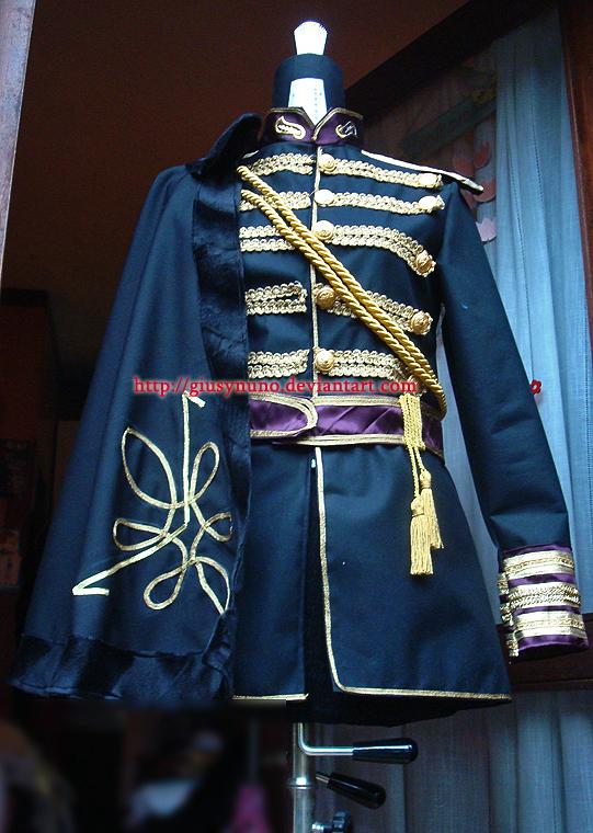 Kaiser Franz Joseph - Takarazuka by giusynuno