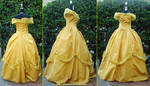 Disney Masquerade's Belle - Beauty and the Beast