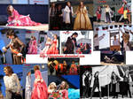Takarazuka Scarlet Pimpernel panel collage by giusynuno