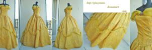 Belle (new Disney Princesses concept) - BatB