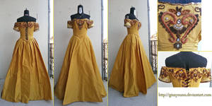 Belle's ballgown - Once Upon a Time