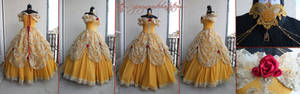 Belle Original design - Beauty and the Beast