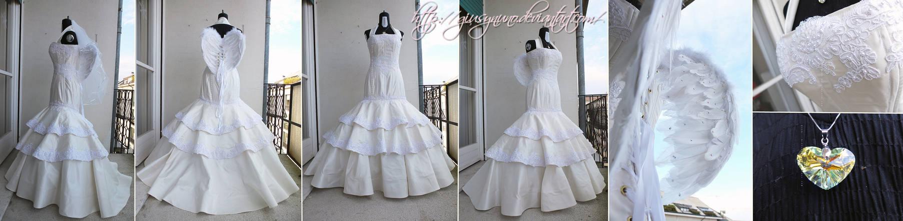 Angelina's wedding dress - Sacro/Profano