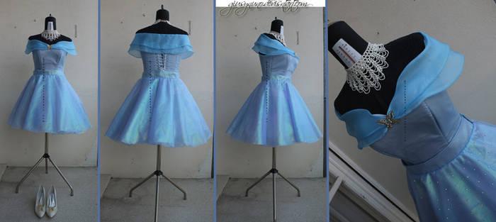 Original 50s Cinderella Disneybound