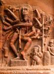 Dancing Shiva at Badami