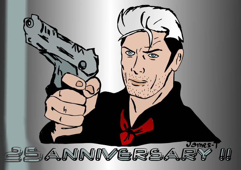 NATHAN NEVER 25 ANNIVERSARY :D