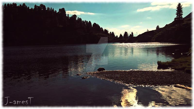 THE LAKE by J-amesT