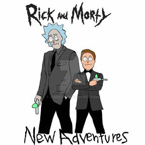 RICK and MORTY New Adventures