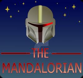 THE MANDALORIAN vector art