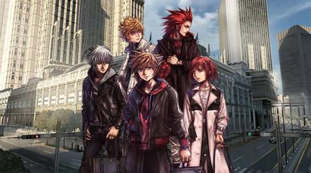 Kingdom Hearts III Re:Mind - Insomnia by GoldenWraith