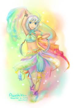 Dancer Asashikka